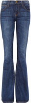 Current/Elliott The Bell low-rise flared jeans