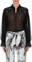 Koche Women's Embellished Lace Blouse