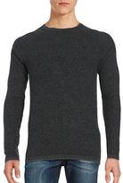 Selected Ribbed Crewneck Sweater