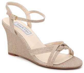 Touch Ups By Benjamin Walk Buffy Wedge Sandal