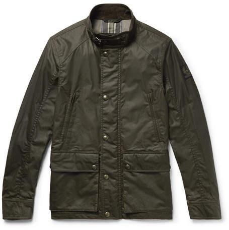 Belstaff Tourmaster Waxed-Cotton Jacket