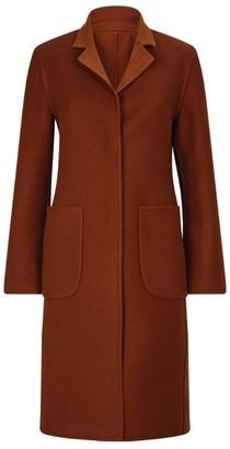 Akris Reversible Cashmere Coat