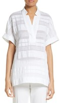 Lafayette 148 New York Women's Travis Blouse