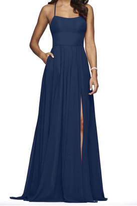 Faviana Classic Strappy Gown