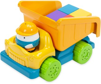Educational Insights Bright Basics Dumpty Truck