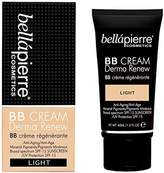 Bellapierre derma renew bb cream light, 40 Grams