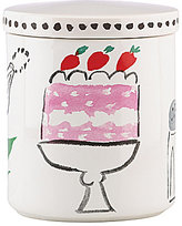 Kate Spade All in Good Taste Pretty Pantry Large Canister