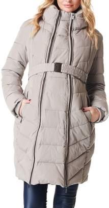 Noppies Lara Quilted Maternity Coat