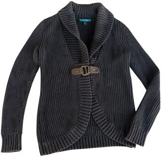 Lauren Ralph Lauren Brown Cotton Knitwear for Women