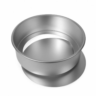 Cake Alan Silverwood Ltd - Round Tin Loose Base 11 x 3.5 Inch