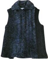 Maison Margiela Grey Wool Knitwear Sweatshirt