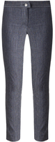 Veronica Beard Moonlight Skinny Cigarette Pants