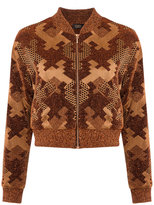 Gig - knit jacket - women - Polyamide - P