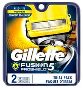 Gillette Fusion® ProShield Men's Razor Blade Refills - 2 ct