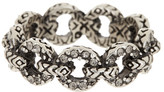 House Of Harlow Eternal Link Rhinestone Ring - Size 6