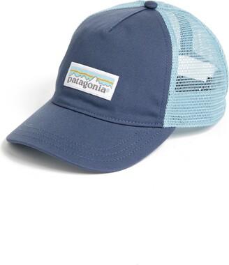 Patagonia P-6 Logo Layback Trucker Hat