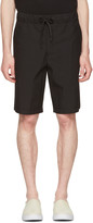 Rag & Bone Black Ryder Shorts