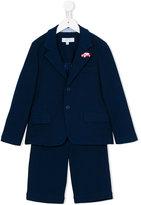 Simonetta two-piece suit - kids - Cotton/Polyamide/Spandex/Elastane - 2 yrs