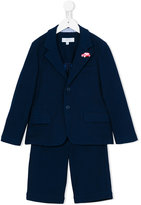 Simonetta two-piece suit - kids - Cotton/Polyamide/Spandex/Elastane - 4 yrs