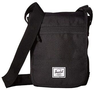 Herschel Lane Small (Black) Messenger Bags