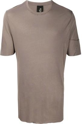 Thom Krom raw-hem short sleeve T-shirt