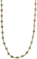 Natasha Accessories Station Bead Necklace