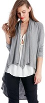 Sole Society LS Swing Cardi