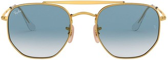 Ray-Ban Aviator Shaped Sunglasses