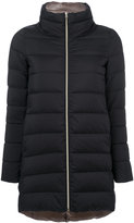 Herno padded reversible coat