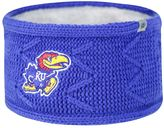 Top of the World Adult Kansas Jayhawks Ziggy Knit Headband