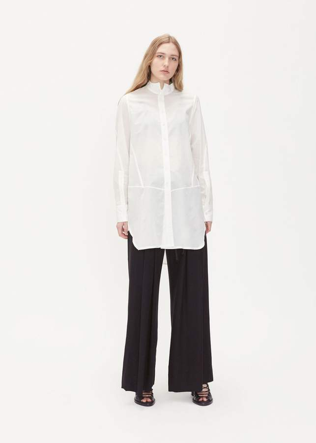Ann Demeulemeester Long Sleeve Button Back Shirt