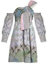 Peter Pilotto AMEX X + Francis Upritchard dress