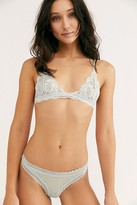 Free People Lace Thong by Intimately at