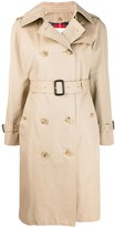 MACKINTOSH MUIRKIRK Honey Cotton Trench Coat | LM-1011FD