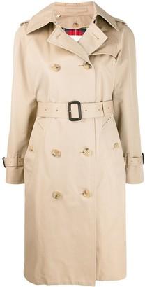 MACKINTOSH MUIRKIRK Honey Cotton Trench Coat | LM-1011FD