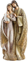 Joseph Joseph Roman Faux-Wood Holy Family Figurine