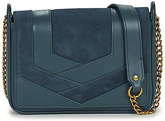 Nat & Nin CAPRI women's Shoulder Bag in Blue