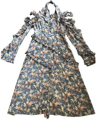 R 13 Multicolour Silk Dresses