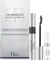 Christian Dior Iconic Overcurl The Spectacular Catwalk Eye Look