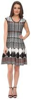Nic+Zoe Petite Circle Punch Twirl Dress