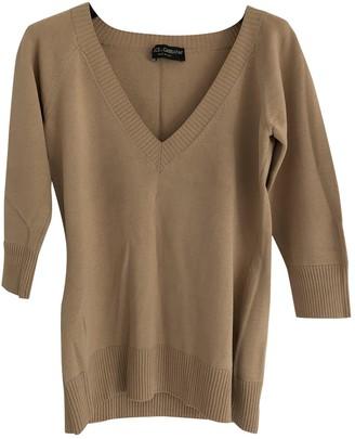 Dolce & Gabbana Camel Knitwear for Women