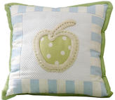 Sumersault Ltd Sumersault Vintage Patch Decorative Pillow