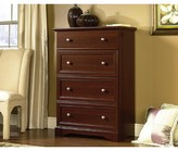 Raney 4 Drawer Standard Chest Red Barrel Studio