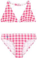 Ralph Lauren Gingham bikini