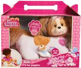 Puppy Surprise Puppy Surprise Plush Kiki - Tan and White