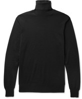 Jil Sander - Wool And Silk-blend Rollneck Sweater