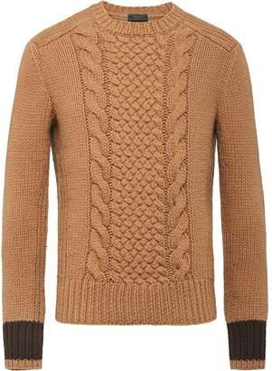 Prada Cashmere and wool jumper