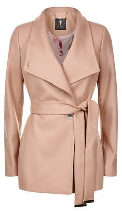 Ted Baker Elethea Short Wrap Coat