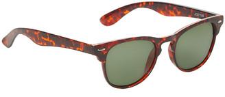 Joe's Jeans Men's Sunglasses TORTOISE - Tortoise Polarized Round Sunglasses