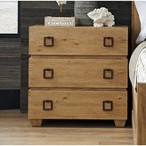 Tommy Bahama Los Altos 3 Drawer Nightstand Home